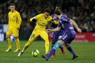 Neymar on target as PSG extend Ligue 1 lead