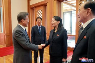 N.Korea notes 'warm talks' with S.Korea's Moon, no mention of summit invitation