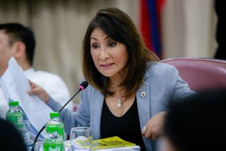 Deputy Speaker Gwen Garcia ordered dismissed over grave misconduct