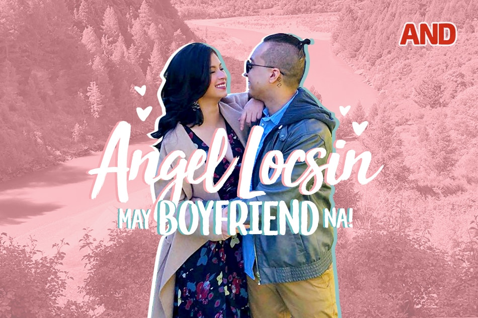 Angel Locsin, may boyfriend na!