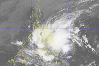'Basyang' maintains strength as it nears land
