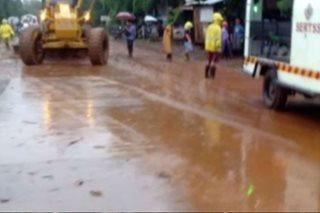 4 patay sa landslide sa Surigao del Sur
