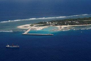British warship to sail through disputed South China Sea