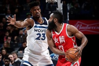 NBA: Rockets snap Timberwolves' home winning streak at 13
