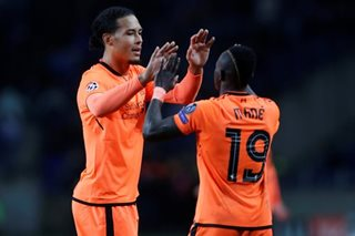 Five-star Liverpool thrash Porto with Mane hat-trick