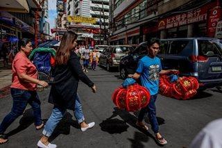 Ilang kalsada sa Binondo, sarado sa mga motorista simula alas-8 ng gabi