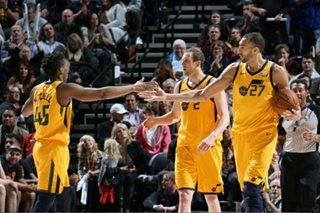 Jazz stomp Suns for 11th consecutive win