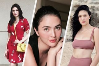 Real-life Snow White? Sofia Andres bares skin in V-Day post