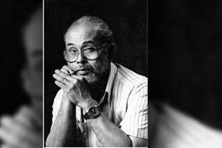 Palace mourns death of National Artist Abueva