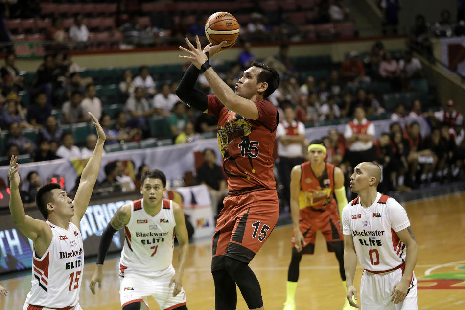 San Miguel rallies to down Alaska, stays solo leader in standings