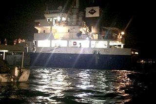 Armed men attack cargo ship off Basilan