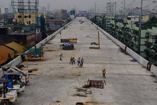 NLEX-SLEX connector road to be finished by March next year: Ang