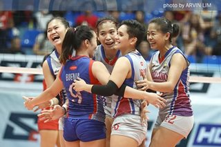 NCAA: Arellano eyes double volleyball championship