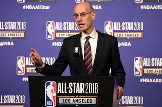 Reports: Man arrested after allegedly threatening to kill NBA commissioner