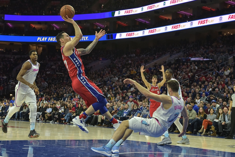 JJ Redick apologises for use of racial slur, says he was 'tongue-tied'