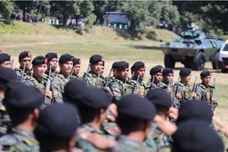 Suspected rebel attack on SAF commandos riles PNP