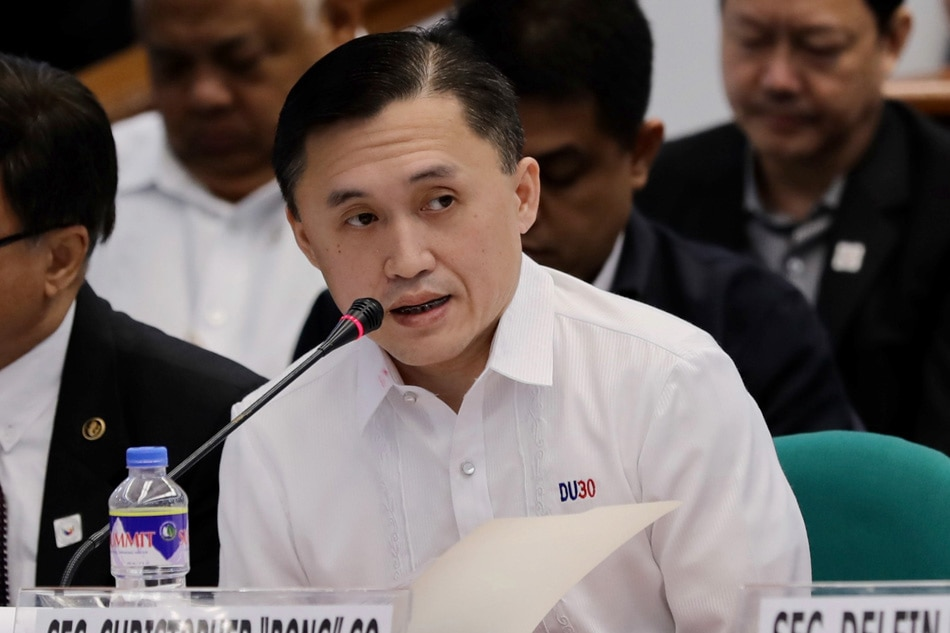 Duterte aide Bong Go faces Senate probe on Navy ship deal
