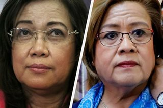 Court judges, official deny Sereno blocked arrest warrant for De Lima