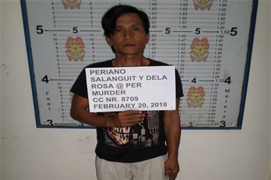 Lalaking wanted sa kasong murder, arestado sa Calatagan, Batangas