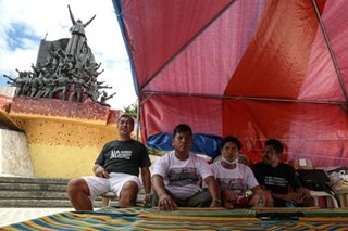 Prayer rally, isinasagawa sa People Power Monument