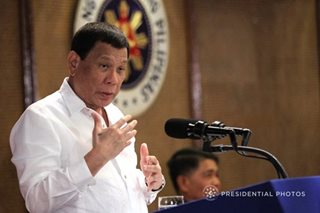 Duterte: Di lehitimong ahensiya ang Rappler