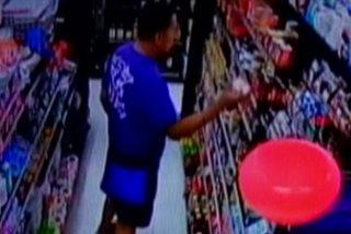 SAPUL SA CCTV: Pagnanakaw sa 3 establisimyento sa Sampaloc