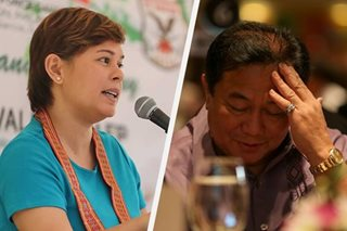 Sara Duterte: Alvarez treats me poorly because I am a woman