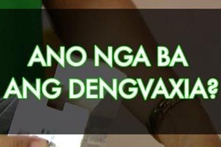 Ano ang Dengvaxia?