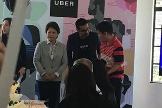 Uber's Pampanga expansion gets regulator's nod