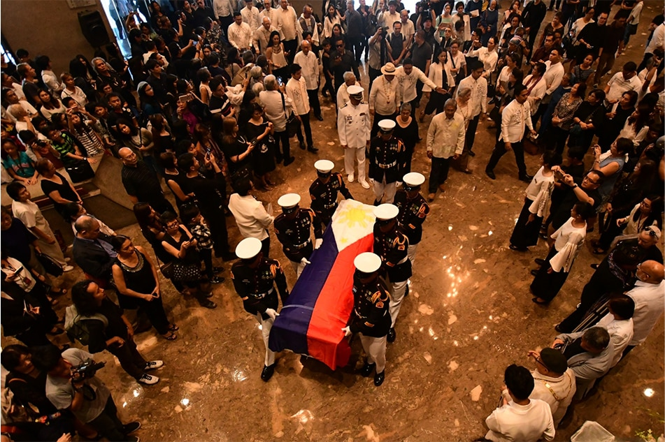 National artists pay tribute to 'funny, kind' Abueva