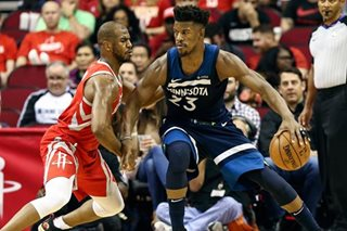 Timberwolves' Butler out indefinitely with meniscus tear