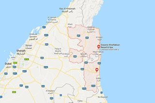 Filipino seaman dead in towboat fire in UAE