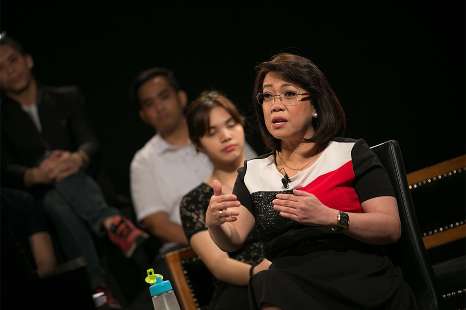 Palace advises Sereno to reflect on her legacy
