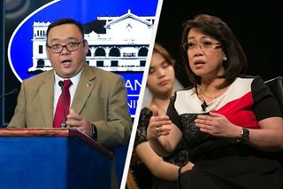 Palace: Quo warranto petition vs Sereno 'unprecedented'