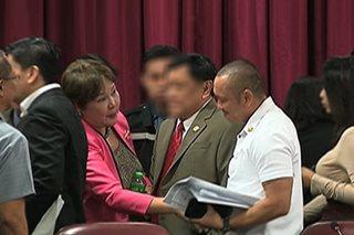 Kongresista, Sandra Cam, nagkagirian sa Kamara