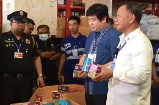 Duterte promotes corruption-linked Customs official