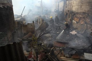 Kamuning fire kills 2-year-old
