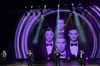 Concert review: Collabro brings mass appeal to theater tunes