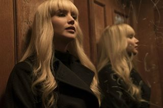Movie review: Jennifer Lawrence goes sexy for spy flick 'Red Sparrow'
