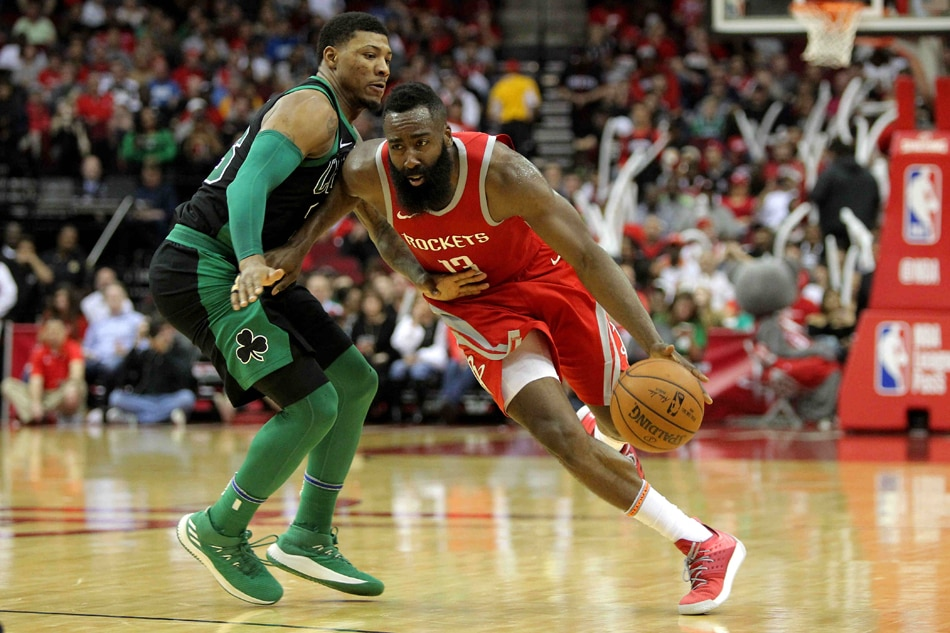 Celtics coach Brad Stevens says Rockets' defense 'isn't talked about enough'