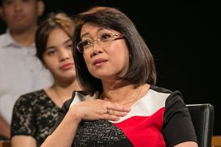 'Mali ang desisyon': Sereno camp to use 'missing' SALNs in MR