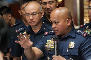 PNP chief blasts loan sharks, orders cops with debts to pay up
