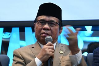 For Eid al-Adha, Bangsamoro's Ebrahim urges Muslims to 'stick together' even if physically distant