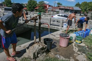 'Biglaang water interruption inaasahan sa tag-init'