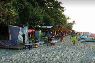 Voluntary demolition of illegal structures begins in Boracay