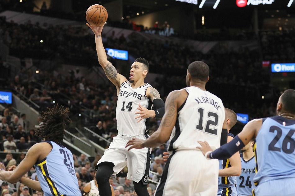 Spurs' Aldridge (ankle) doubtful vs. Lakers on Saturday