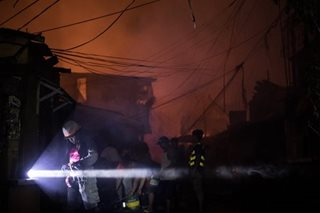 QC fire displaces 400 families