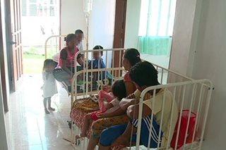 Kaso ng diarrhea sa bayan sa Palawan kontrolado na