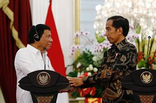 OPINION: Duterte and Jokowi: Do local politics apply