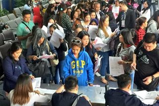 76 distressed OFWs from Kuwait back in PH